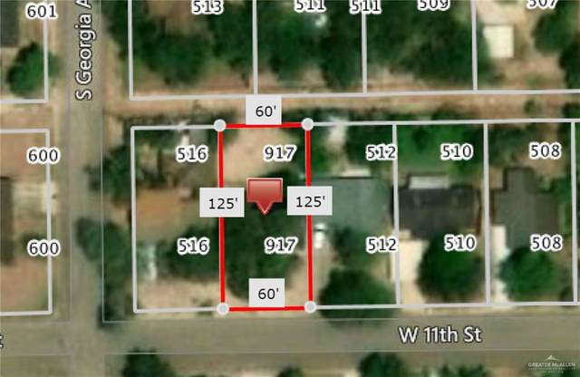 917 W 11th Street, Weslaco, TX 78596 (MLS #349197) :: eReal Estate Depot