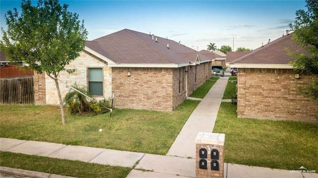 3801 S Fairmont Avenue, Pharr, TX 78577 (MLS #349209) :: Jinks Realty