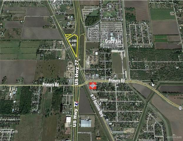 0 Us Highway 77, Harlingen, TX 78550 (MLS #349248) :: The Lucas Sanchez Real Estate Team