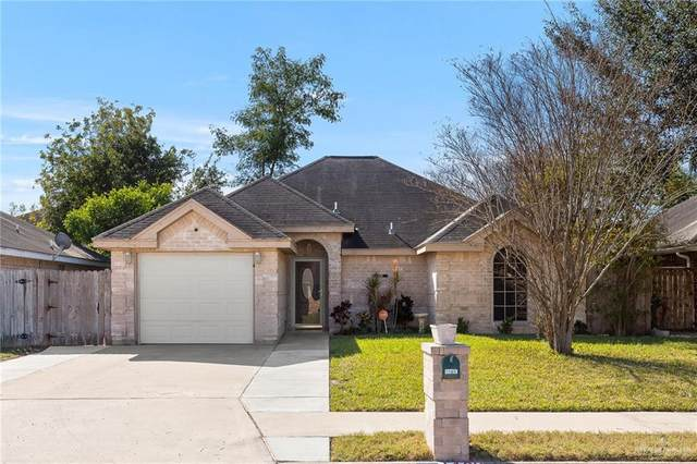 1408 Nora Drive, Edinburg, TX 78539 (MLS #349261) :: The Ryan & Brian Real Estate Team