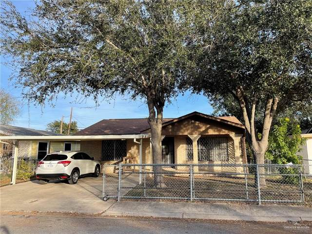 1500 N 22nd Street, Mcallen, TX 78501 (MLS #349269) :: The Ryan & Brian Real Estate Team