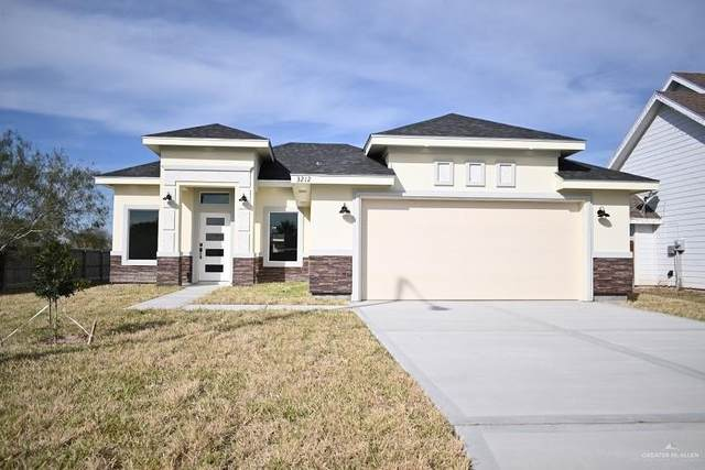 3212 Wild Turkey Drive, Weslaco, TX 78596 (MLS #349273) :: The Ryan & Brian Real Estate Team