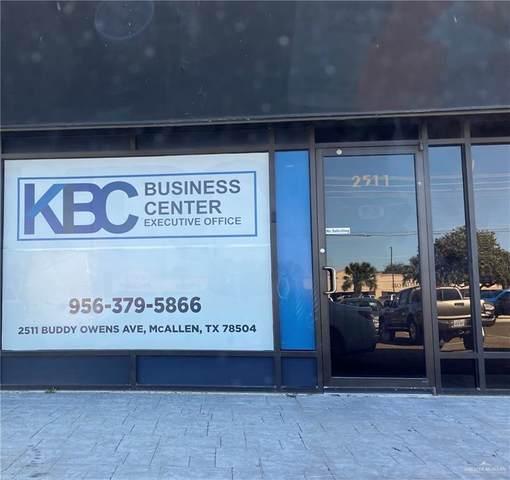 2511 Buddy Owens Avenue, Mcallen, TX 78504 (MLS #349292) :: The Ryan & Brian Real Estate Team