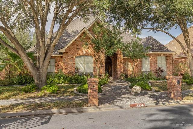 7213 N 4th Street, Mcallen, TX 78504 (MLS #349307) :: Jinks Realty