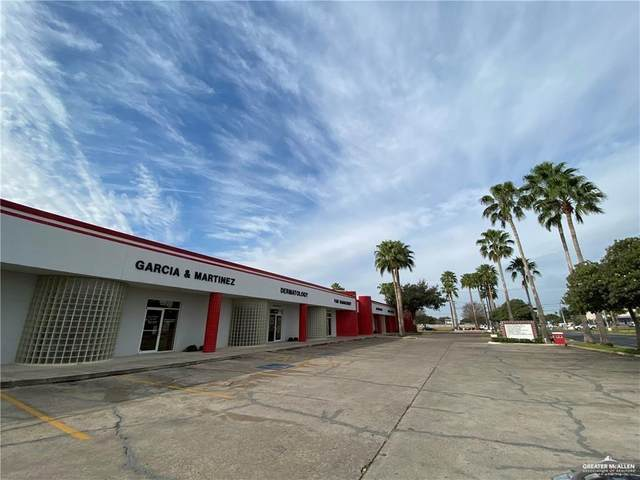 6900 N 10th Street #2, Mcallen, TX 78504 (MLS #349329) :: eReal Estate Depot