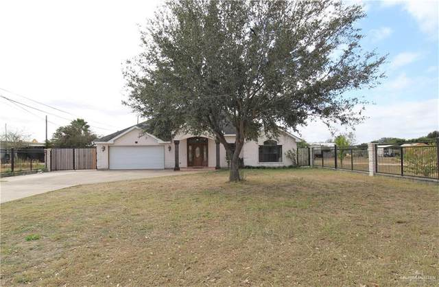 202 N Los Cerritos Circle, Edinburg, TX 78541 (MLS #349344) :: The MBTeam