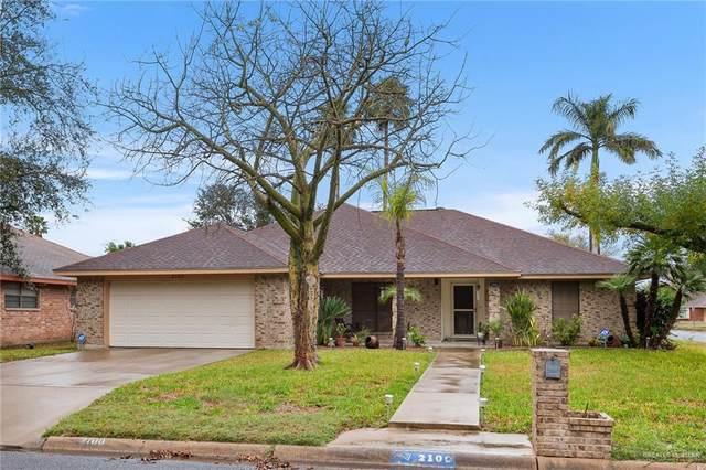 2100 Nightingale Avenue, Mcallen, TX 78504 (MLS #349350) :: Jinks Realty