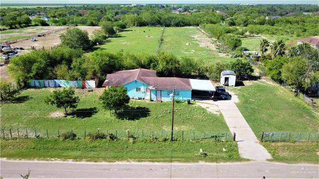 901 W Monte Cristo Heights Road, Edinburg, TX 78541 (MLS #349371) :: The MBTeam