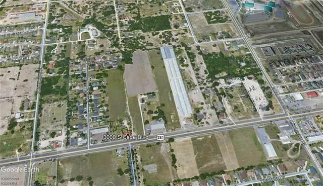 3000 S Cage Boulevard, Pharr, TX 78577 (MLS #349382) :: The Ryan & Brian Real Estate Team
