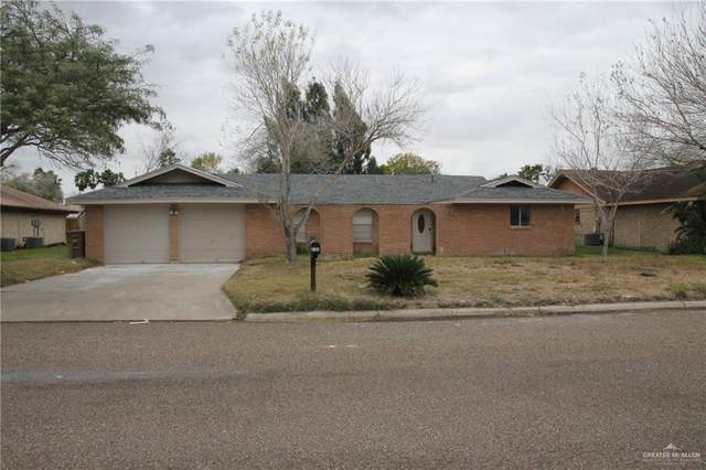 1015 Tori Lane, Edinburg, TX 78539 (MLS #349384) :: Key Realty