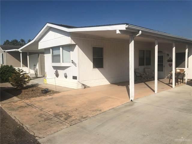 3111 Casa Grande Drive, Pharr, TX 78577 (MLS #349386) :: The Lucas Sanchez Real Estate Team