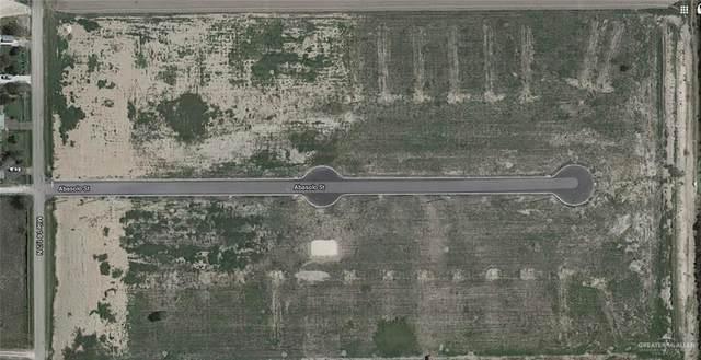 Lot 11 Abasolo Street, Donna, TX 78537 (MLS #349389) :: Key Realty