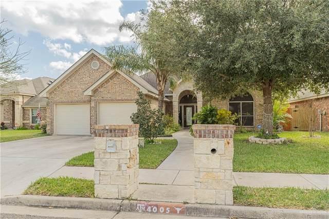 4005 Violet Avenue, Mcallen, TX 78504 (MLS #349407) :: Jinks Realty