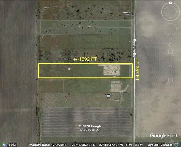 10 AC N Bouldin Road N, Harlingen, TX 78550 (MLS #350446) :: The Lucas Sanchez Real Estate Team