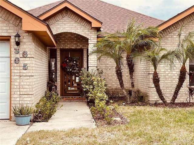 3605 Raquel Avenue, Mcallen, TX 78503 (MLS #350459) :: Jinks Realty