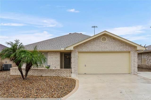 1813 Tyler Street, Mission, TX 78572 (MLS #350471) :: The Ryan & Brian Real Estate Team