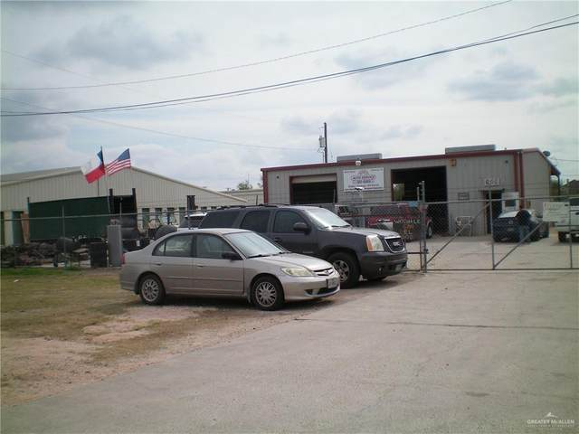 606 W Canton Road W, Edinburg, TX 78539 (MLS #350492) :: The Ryan & Brian Real Estate Team