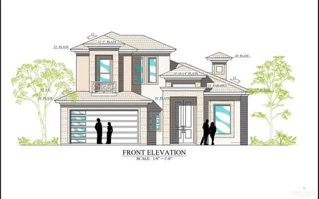 1808 Lago Michigan Street, Edinburg, TX 78542 (MLS #350550) :: The Ryan & Brian Real Estate Team