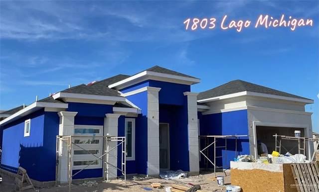 1803 Lago Michigan Street, Edinburg, TX 78542 (MLS #350551) :: The Ryan & Brian Real Estate Team