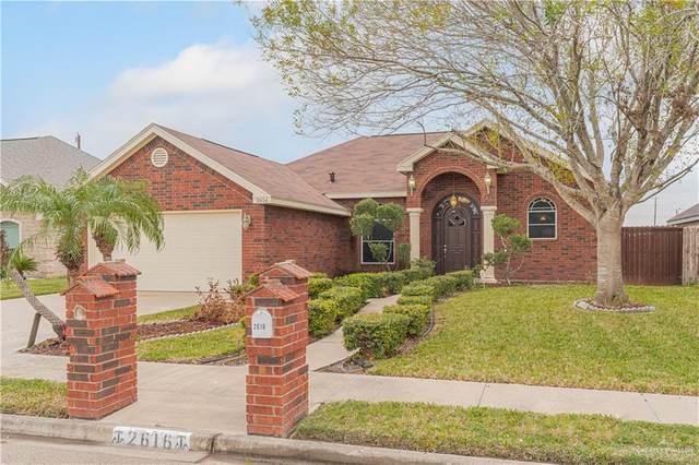 2616 Trisha Street, Edinburg, TX 78539 (MLS #350594) :: The Ryan & Brian Real Estate Team