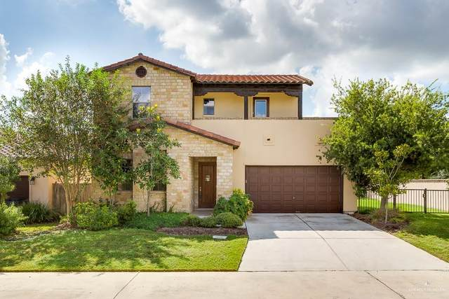 3600 Florencia Court, Mission, TX 78572 (MLS #350602) :: Jinks Realty