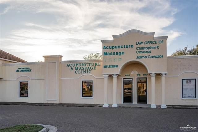 4413 Mccoll Road, Mcallen, TX 78504 (MLS #350615) :: eReal Estate Depot