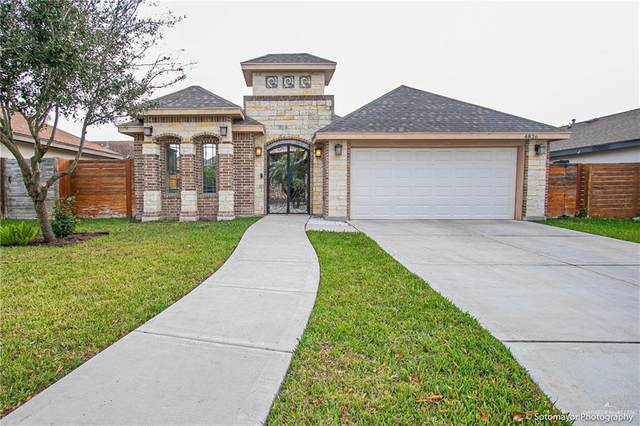 4826 N 47th Lane, Mcallen, TX 78504 (MLS #350648) :: Key Realty