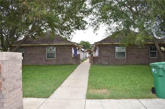 2212 N Erica Street, Pharr, TX 78577 (MLS #350664) :: Key Realty