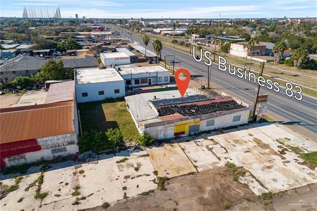 713 Old Us Hwy 83, Pharr, TX 78577 (MLS #350697) :: The Ryan & Brian Real Estate Team