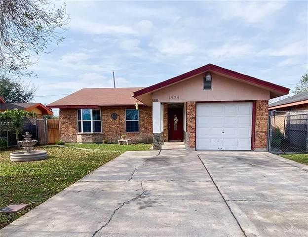 1924 S 34th Street, Mcallen, TX 78503 (MLS #350702) :: The Ryan & Brian Real Estate Team