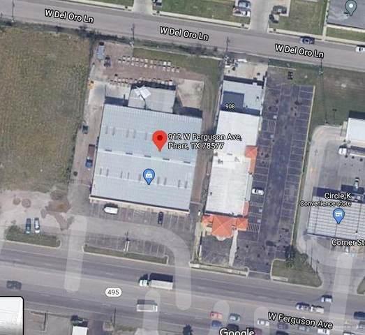 912 W Ferguson Street, Pharr, TX 78577 (MLS #350703) :: The Lucas Sanchez Real Estate Team