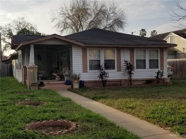 1321 N Saint Marie Street, Mission, TX 78572 (MLS #350716) :: Jinks Realty