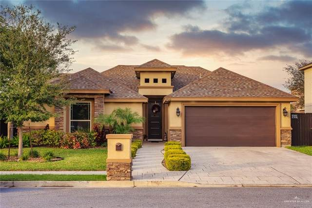 3920 Thunderbird Avenue, Mcallen, TX 78504 (MLS #350769) :: Key Realty