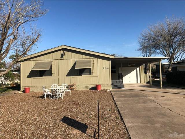926 Citrus Drive, Alamo, TX 78516 (MLS #350793) :: The MBTeam