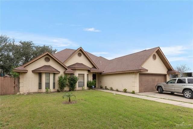 205 E Silverado Drive, Palmview, TX 78572 (MLS #350851) :: Jinks Realty