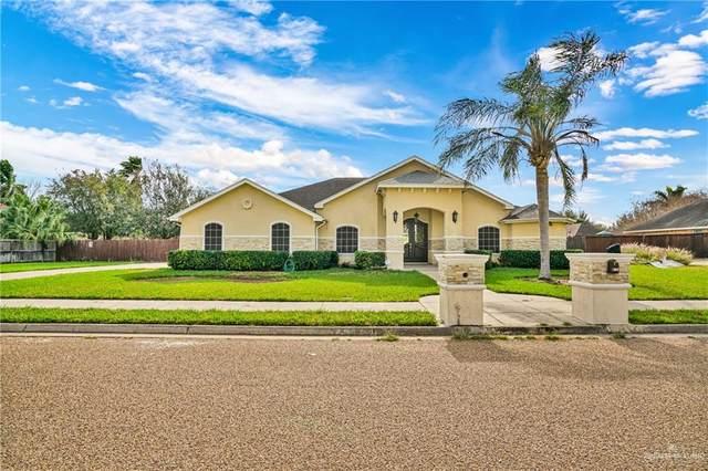 1504 Agate Drive, Weslaco, TX 78596 (MLS #350856) :: The MBTeam