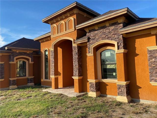 3412 Buckhorn Drive, Palmview, TX 78572 (MLS #350895) :: The MBTeam