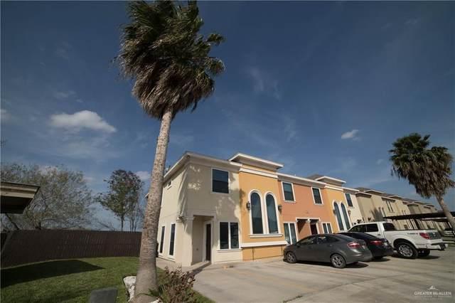 1504 W Fig Avenue #2, Pharr, TX 78503 (MLS #350911) :: Key Realty