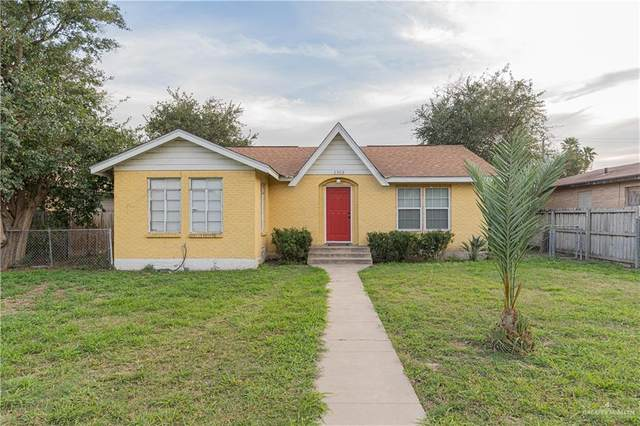 1305 Quince Avenue, Mcallen, TX 78501 (MLS #350987) :: The MBTeam