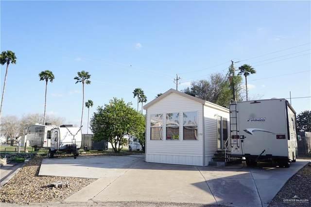 159 Ash Street, Mission, TX 78572 (MLS #350992) :: The Ryan & Brian Real Estate Team
