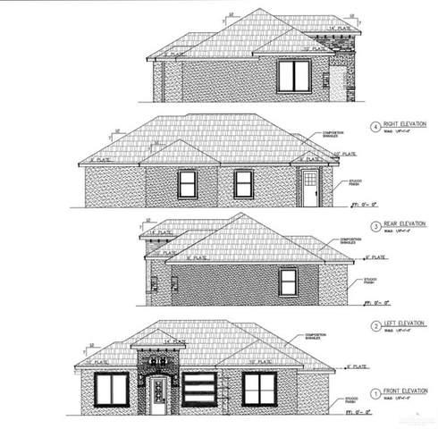 826 Blue Quail Street, Alamo, TX 78516 (MLS #351038) :: The MBTeam