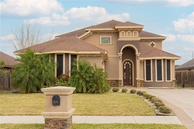 2408 Gardenia Drive, San Juan, TX 78589 (MLS #351106) :: Key Realty
