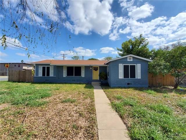 1912 N 13th Street, Mcallen, TX 78501 (MLS #351131) :: The Ryan & Brian Real Estate Team