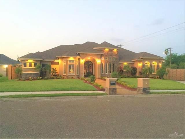1513 Merlin Drive, Mission, TX 78572 (MLS #351159) :: The Ryan & Brian Real Estate Team