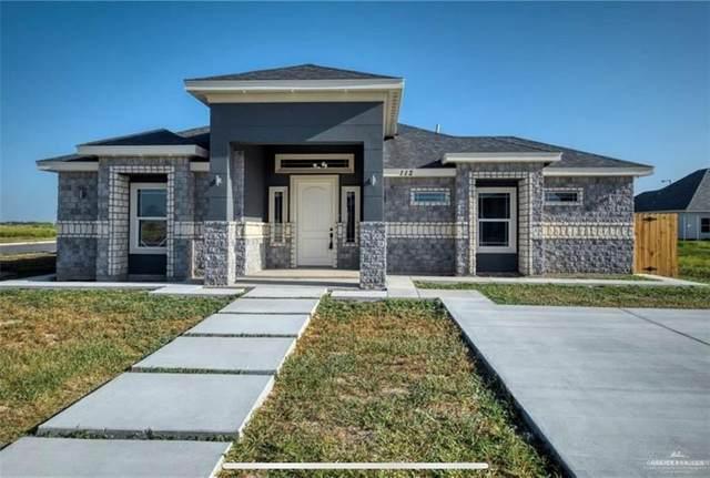 112 Condor Lane, Los Fresnos, TX 78566 (MLS #351167) :: The Ryan & Brian Real Estate Team