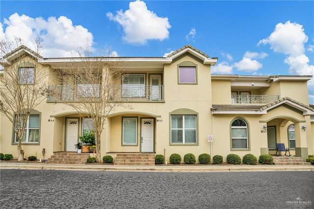 800 Sunset Drive A3, Mcallen, TX 78503 (MLS #351186) :: The Ryan & Brian Real Estate Team