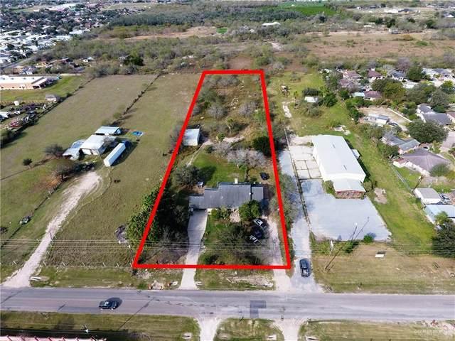 2432 W Veterans Boulevard, Palmview, TX 78572 (MLS #351203) :: Jinks Realty