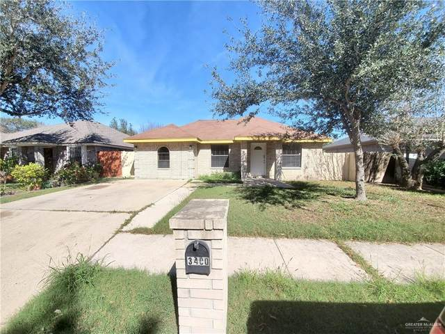 3400 Paula Avenue, Mcallen, TX 78503 (MLS #351215) :: The MBTeam