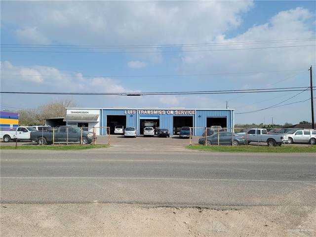 704 N Bentsen Palm Drive #0, Palmview, TX 78572 (MLS #351221) :: The MBTeam