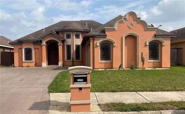 2220 Karina Drive, Mission, TX 78572 (MLS #351233) :: The Ryan & Brian Real Estate Team